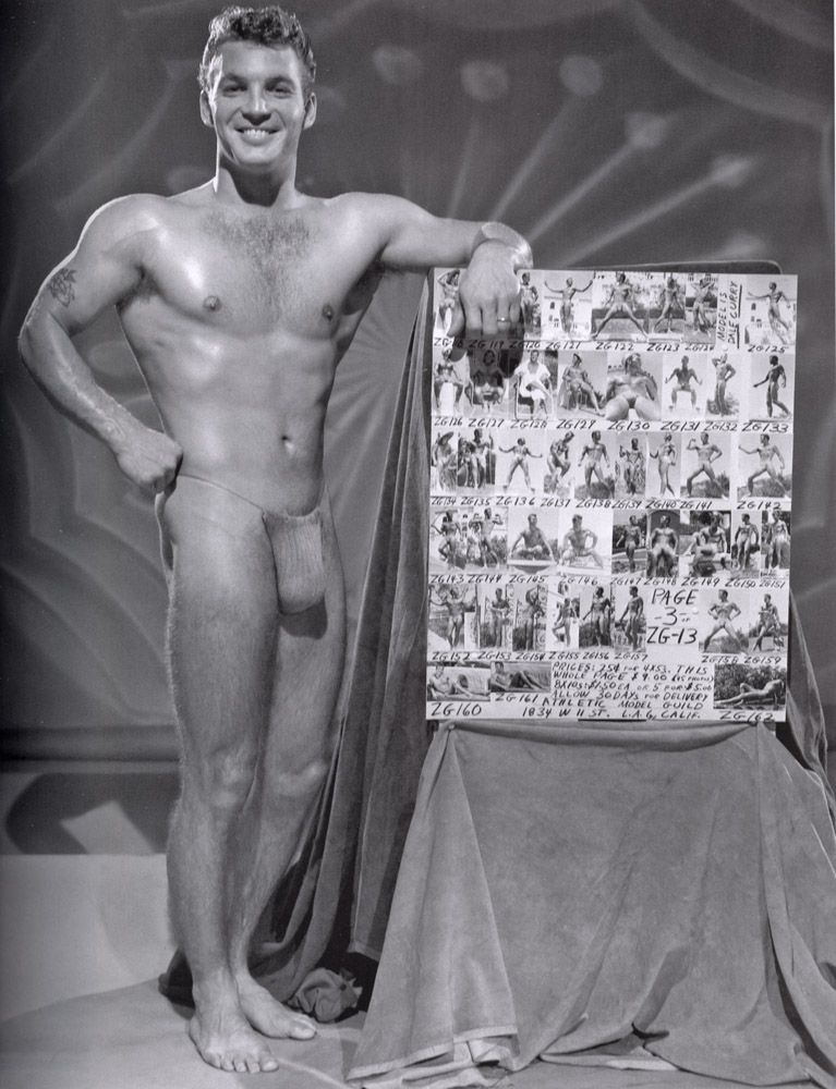Vintage Beefcake Dale Curry