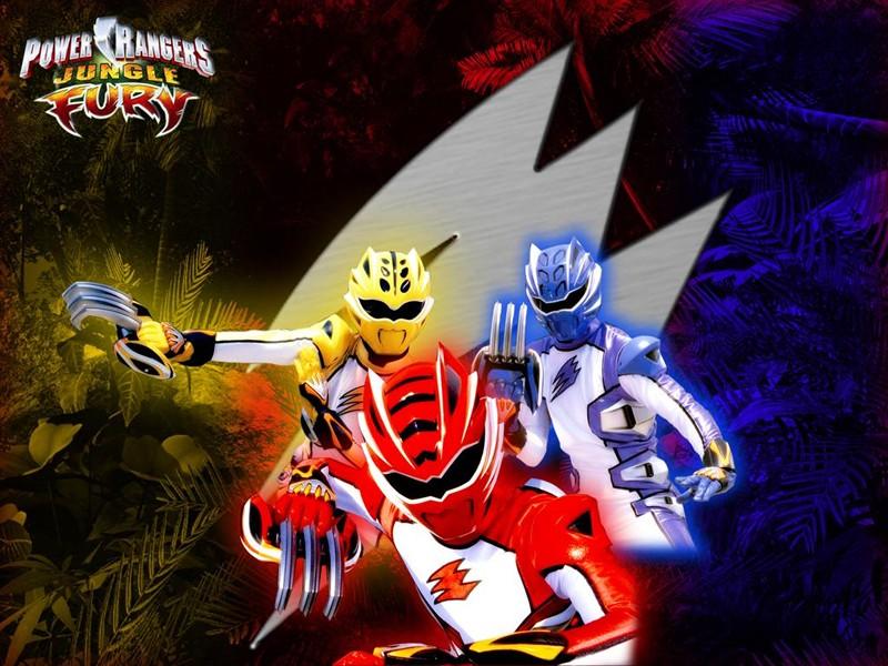 Resultado de imagen de power rangers jungle fury