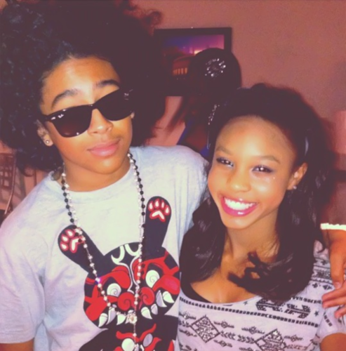 Princeton (Mindless Behavior) images Princeton New Girlfriend?? wallpaper and background photos