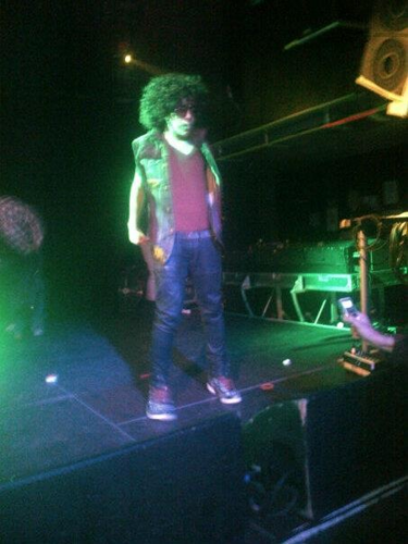 princeton (mindless behaviour) wallpaper containing a konser and a guitarist called Princeton Onstage