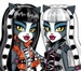 Purrsephone & Meowlody - monster-high icon