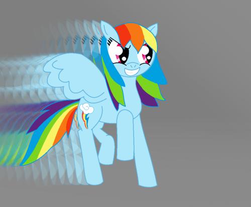 彩虹 Dash!