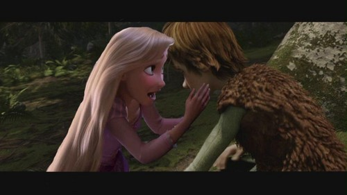 Rapunzel and Hiccup 2ether