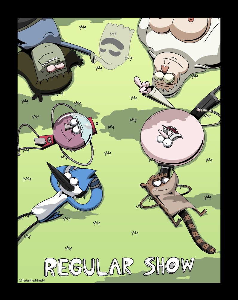 Regular Show Pictures