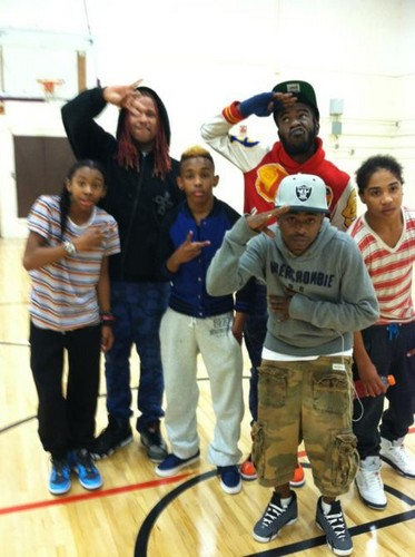 Roc Royal with MB & The Rej3ctz :)