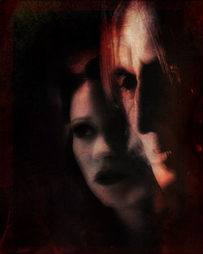 Rumpelstilskin + Belle - once-upon-a-time Fan Art