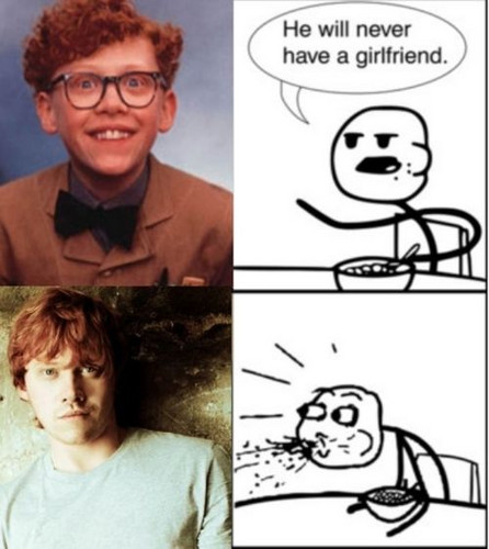 Rupert Grint - cereal-guy Photo