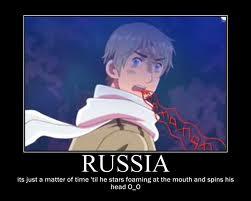Russia demotivational