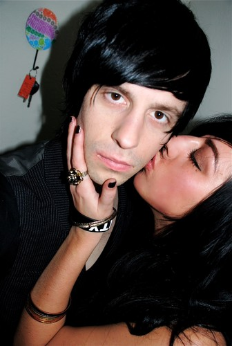 Ryan Seaman and his gf