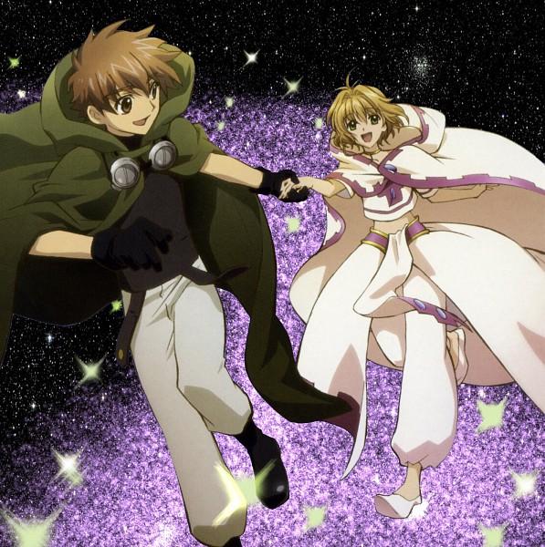 Tsubasa: Reservoir Chronicles Fan Art