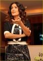 Salma Hayek Unveils 'Got Milk?' Breakfast Project Campaign!
