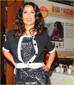 Salma Hayek Unveils 'Got Milk?' Breakfast Project Campaign!
