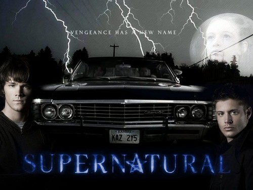 Sam, Dean and the Impala