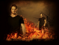 Sam in Hell - sam-winchester photo