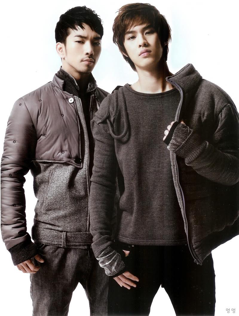 Seungho & G.O