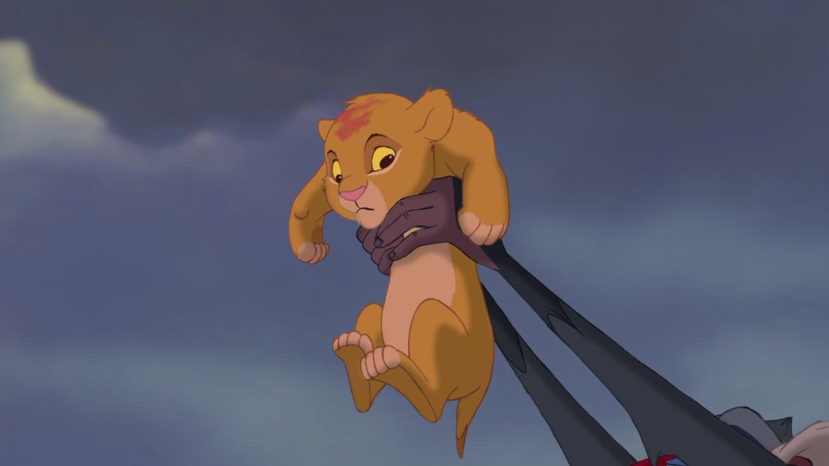 Simba (The Lion King) [Blu-Ray] - Simba Image (29326462) - Fanpop