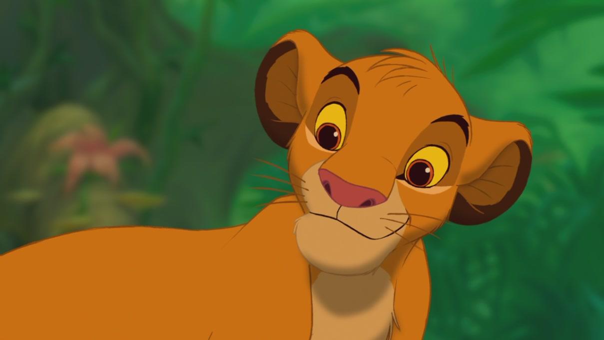 Simba Lion King - Bing images