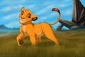 Simba - the-lion-king-cubs fan art