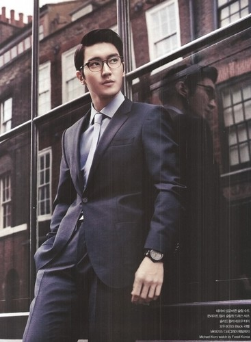 Siwon for GQ Magazine – March 2012 Issue