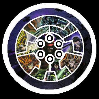 Six Samurai logo