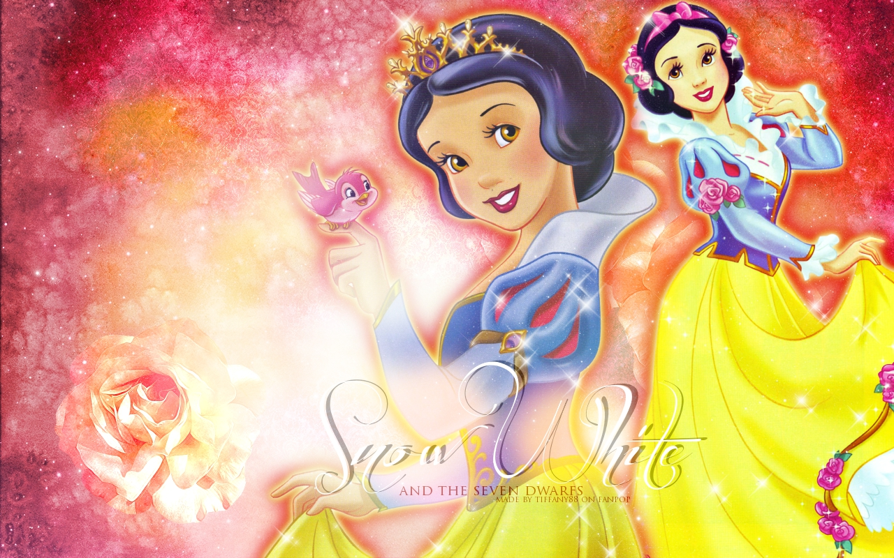 Principesse Disney Wallpaper Called Snow White