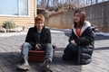 Sora and JB in Dream High 2 - kang-sora photo