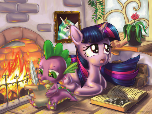 Spike and Twilight
