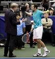 Stepanek berkata about Melzer: That bastard had my wife Nicole in tempat tidur front of me !