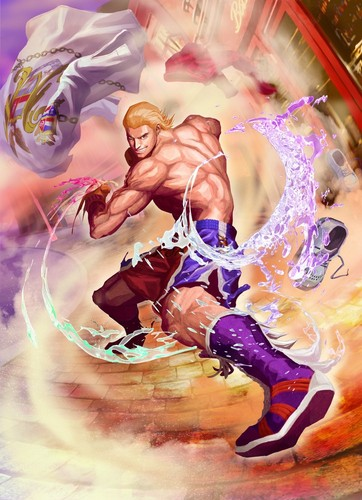 Street Fighter XTekken chars. - tekken Photo