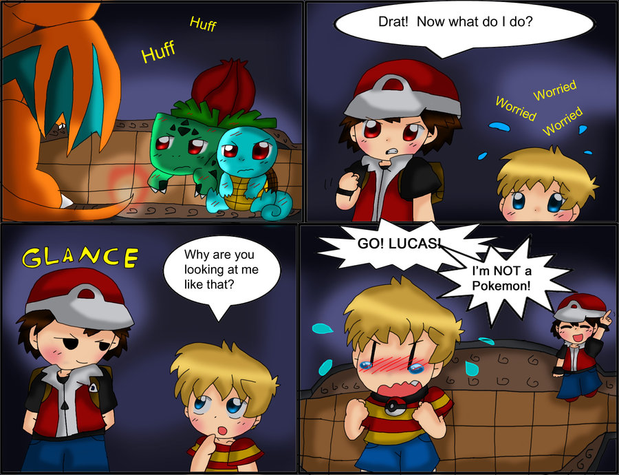 Super Smash Bros Comic: Substitute
