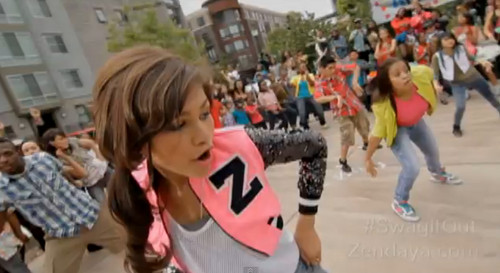Zendaya Coleman images Swag It Out [music video] wallpaper ... Zendaya Coleman Swag It Out