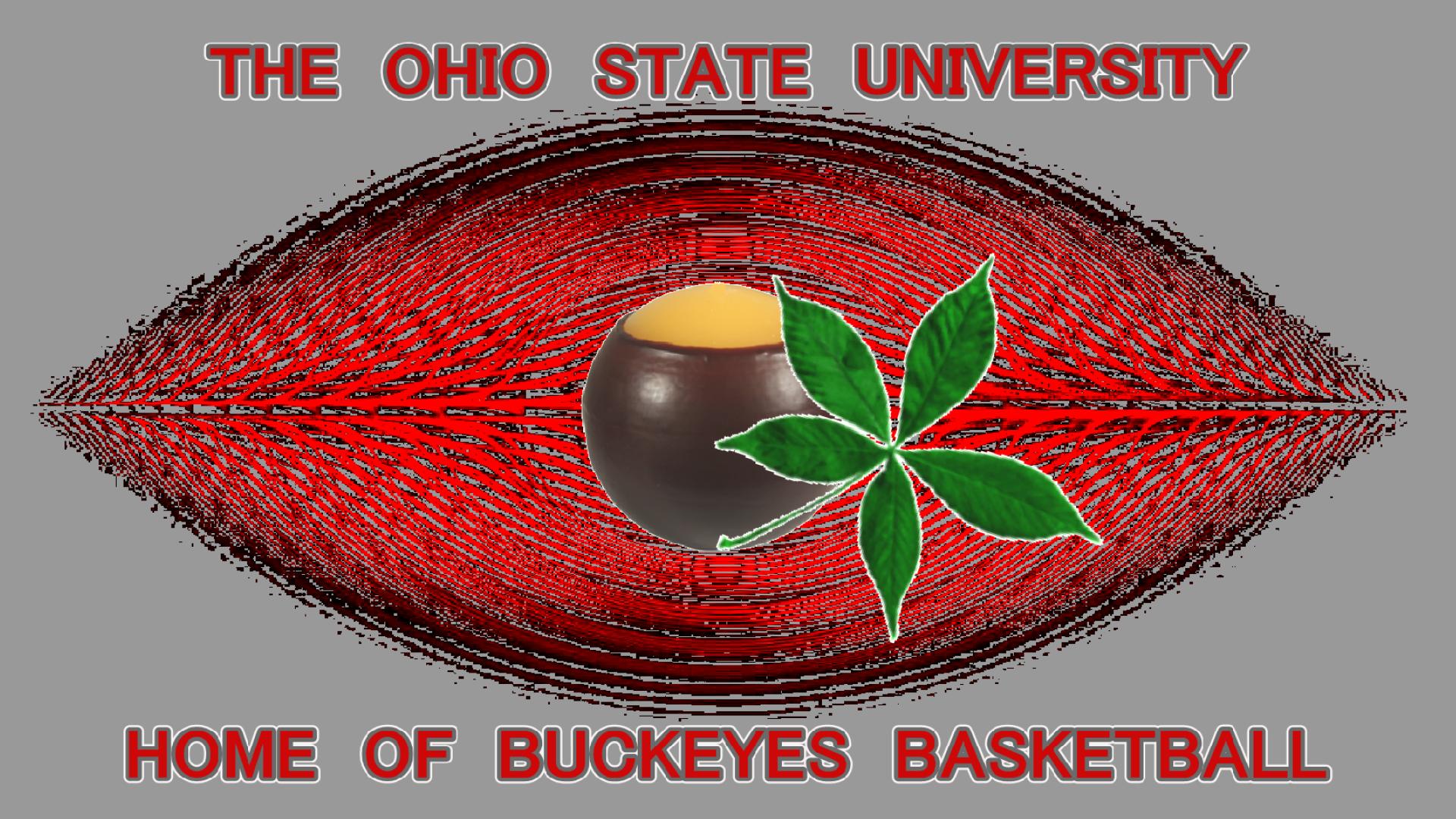 THE OHIO STATE UNIVERSITY HOME OF BUCKEYE BASKETBALL