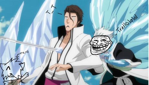 TOSHIRO! Ты TROLL