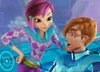 Winx Tecna photo probably containing anime and a portrait titled Tecna~Icon