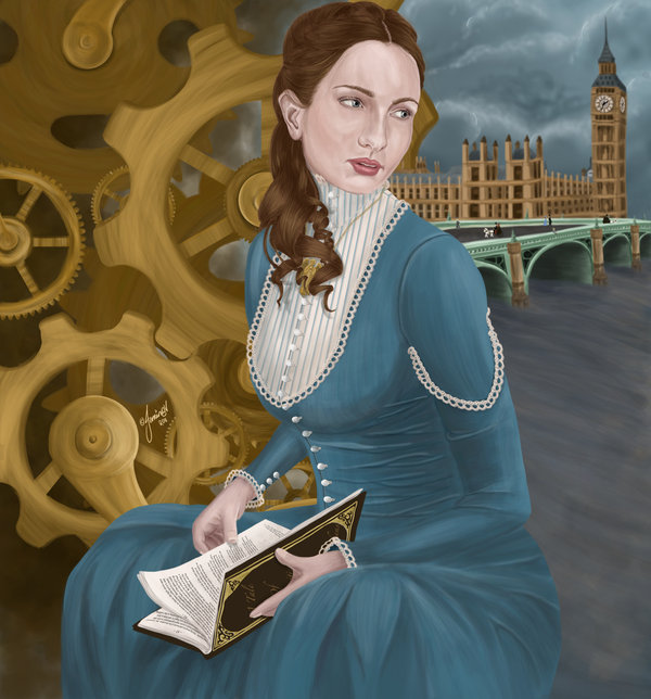 Tessa - Tessa Gray Fan Art (29314018) - Fanpop