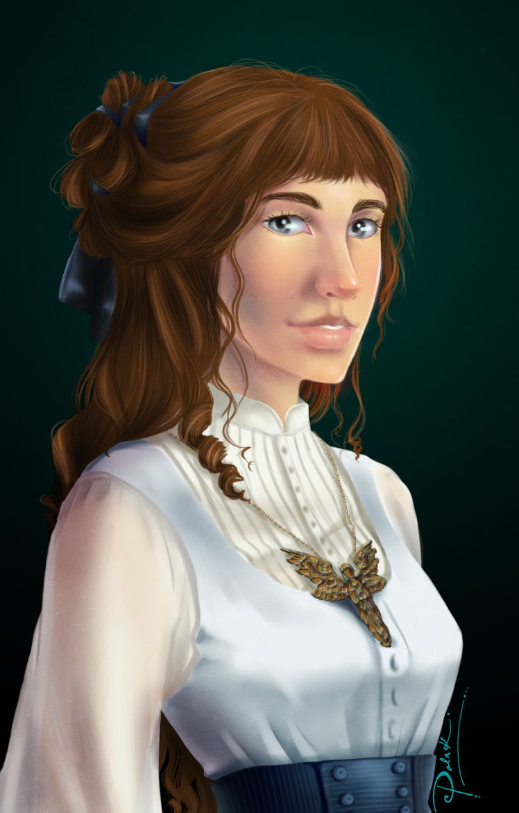 Tessa - Tessa Gray Fan Art (29314504) - Fanpop