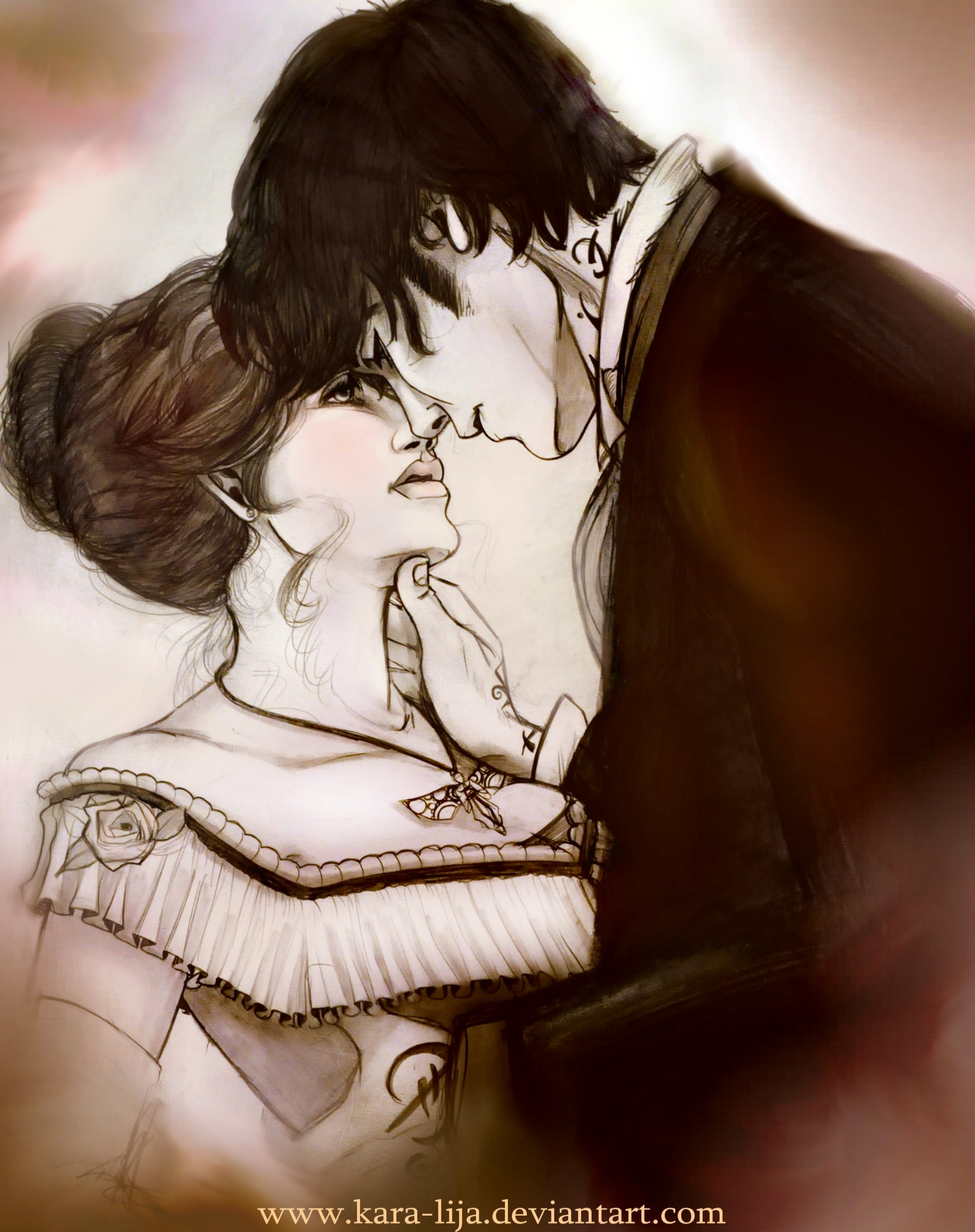 Tessa - Tessa Gray Fan Art (29339727) - Fanpop