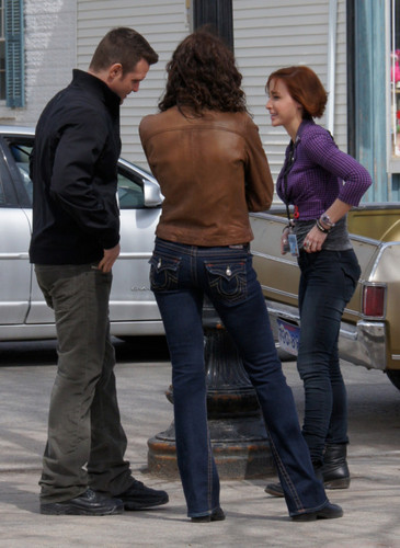 The Cast - warehouse-13 Photo