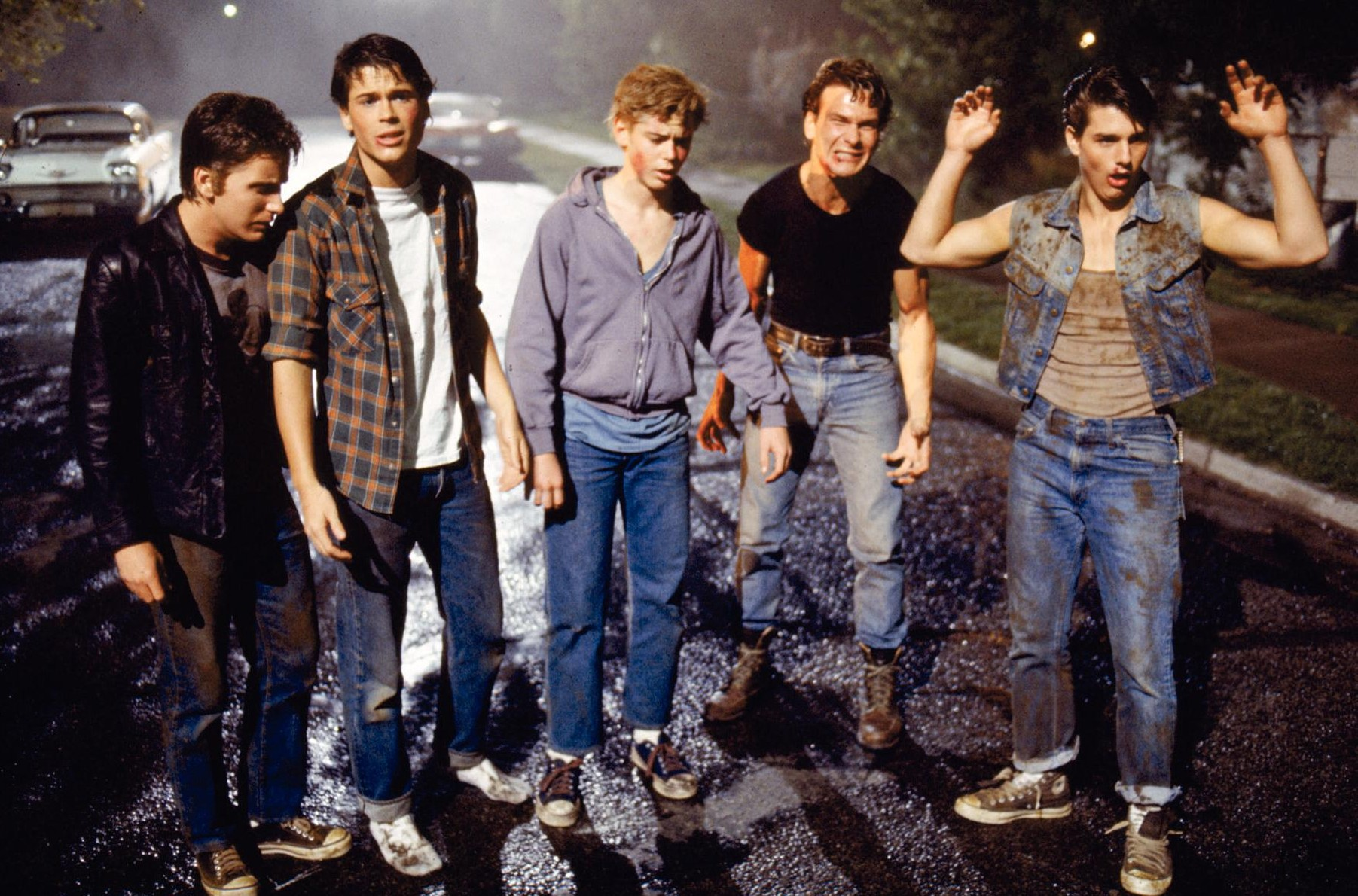 The Outsiders images The Outsiders HD wallpaper and background photos ...