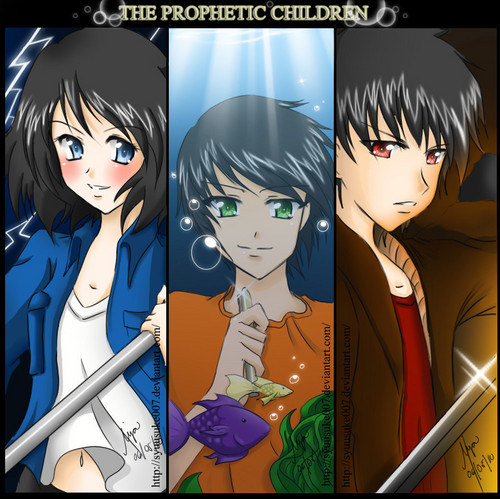 The Three Prophecy Children