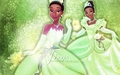 disney-princess - Tiana ~ ♥ wallpaper
