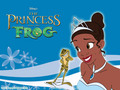 Tiana - the-princess-and-the-frog wallpaper
