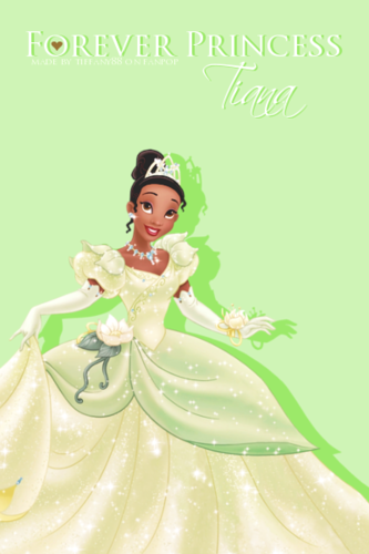 Tiana ~   - the-princess-and-the-frog Photo