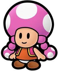 Toadette (Paper Mario)