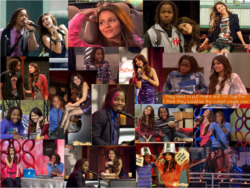 Victorious images Tori & Andre HD wallpaper and background ...