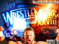 Triple H Wrestlemania Wallpaper - triple-h fan art