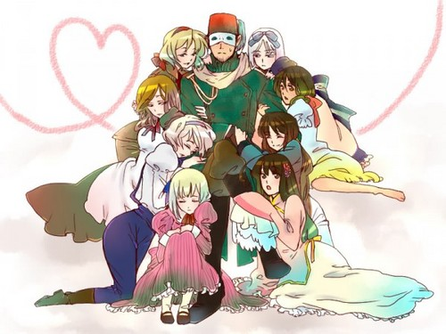Turkey's Harem - hetalia-turkey-fan-club Photo