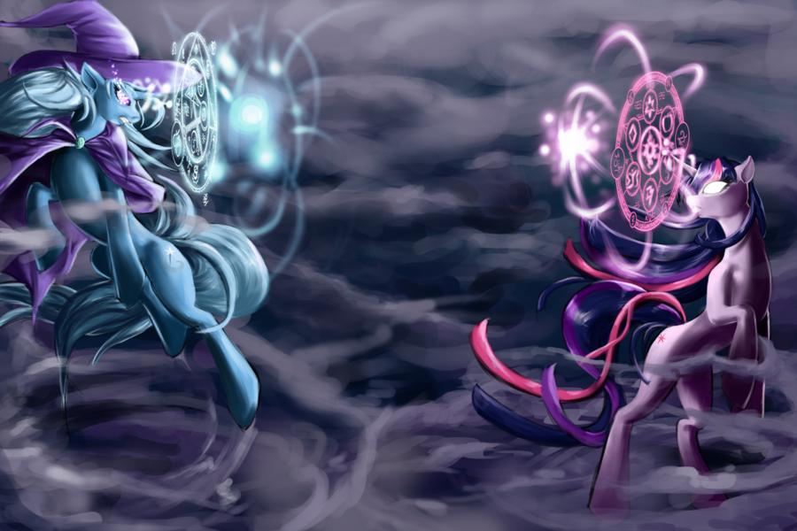 Twilight-Vs-trixie-my-little-pony-friend