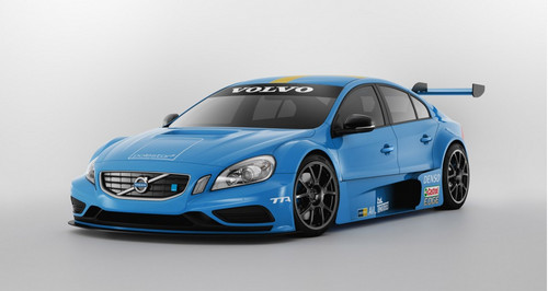 Awesome Sports Cars Wallpaper Possibly With An Auto Racing And A Stock Car Called  VOLVO S60 TTA