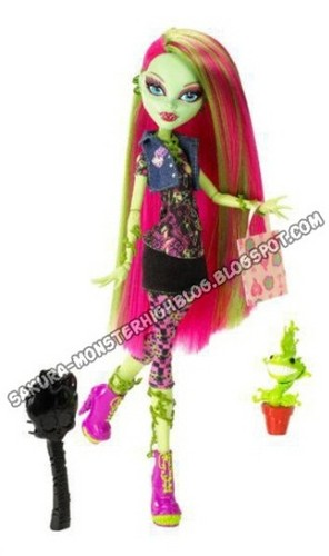 Monster High wallpaper containing a bouquet called Venus